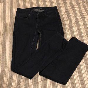 2 x 30 Dark wash jeans